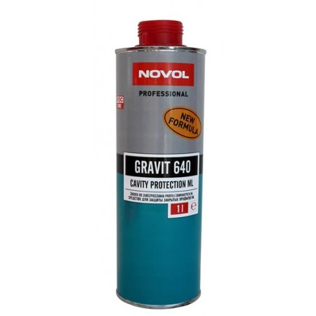 Novol GRAVIT 640ML WAX 1л.