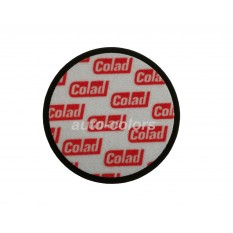 Colad sponge for polishing paste - black