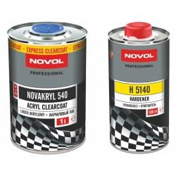 NOVOL акрилен лак NOVAKRYL 540