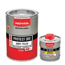 NOVOL PROTECT 300 - ACRYLIC FILLER 4+1 (MS)